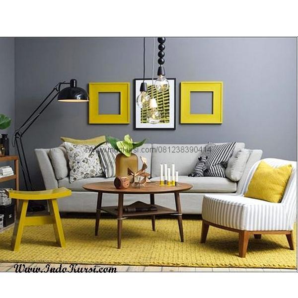 Sofa Vintage Minimalis  Baci Living Room