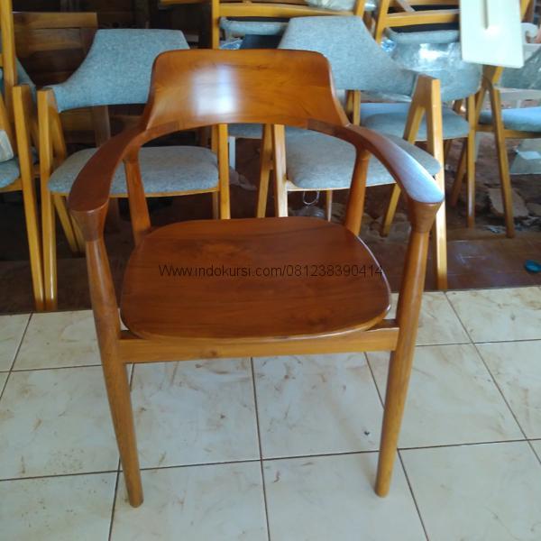 Kursi Cafe Model Heroshima Kayu Jati Indo Kursi Mebel Jepara