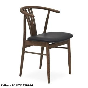 Kursi Cafe Bubutan Lengkung Tanganan, indo kursi, indo jati