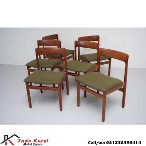 Kursi Cafe Murah Simple Jati Tua, indo kursi, indo jati, berkah jati, lemari pajangan jepara