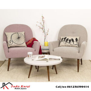 Set Kursi Sofa Teras Modern