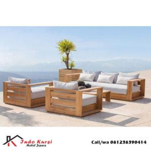Kursi Tamu Sofa Minimalis Outdoor
