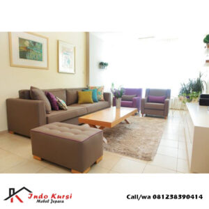 Set Kursi Tamu Sofa Informa Modern