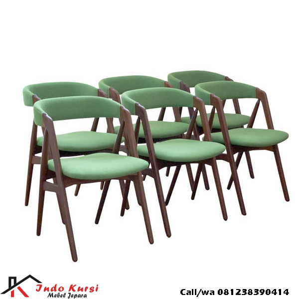 Kursi Cafe Model Sandaran Lengkung