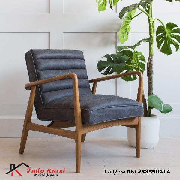 Kursi Cafe Sofa Single Modern