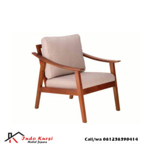 Kursi Cafe Sofa Tanganan Lengkung